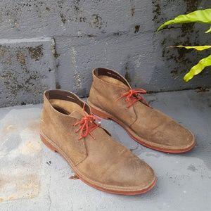 Cole Haan suede Chukka boot